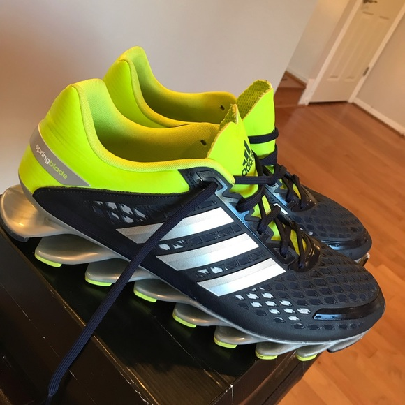 d64d0fcf784e adidas Other - Men s Adidas Springblade Running Shoes-Size 13